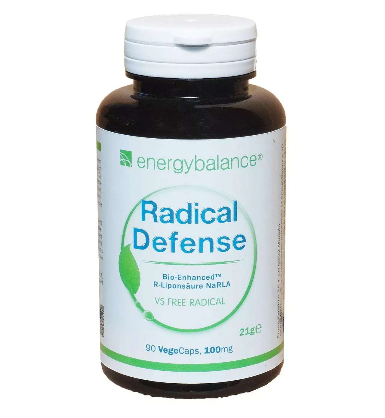 Radical Defense R-Liponsäure NaRLA, 90 VegeCaps