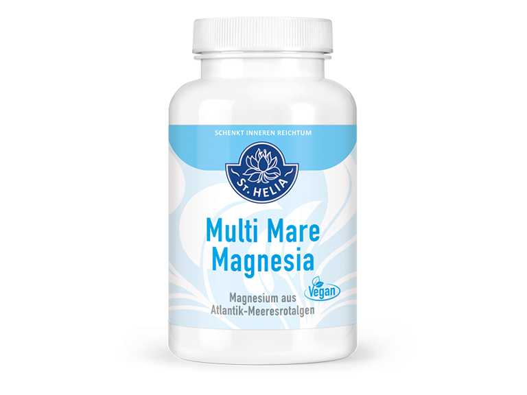 Multi Mare Magnesia, 150 Kapseln