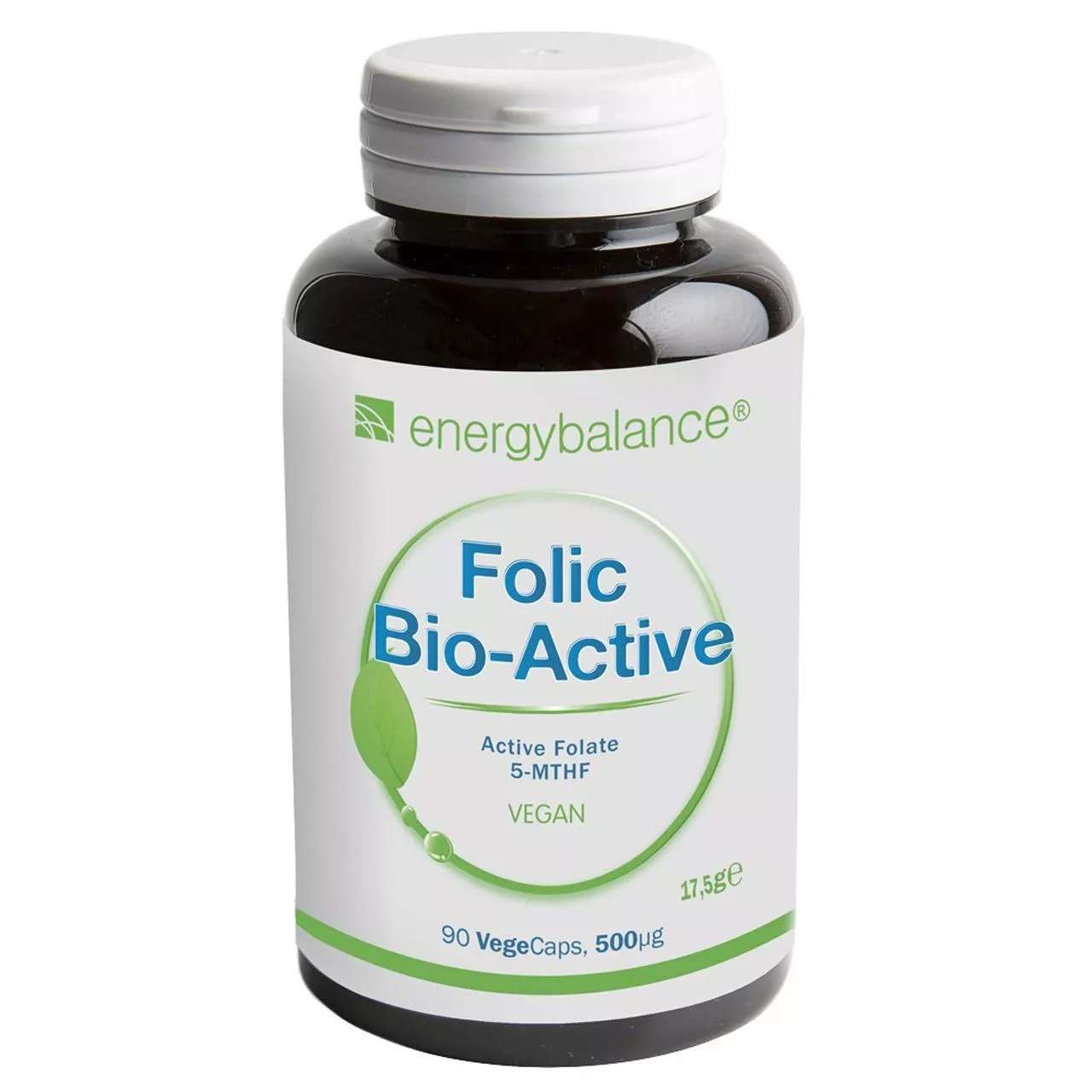 Folic Bio-Active 5-MTHF, 90 VegeCaps