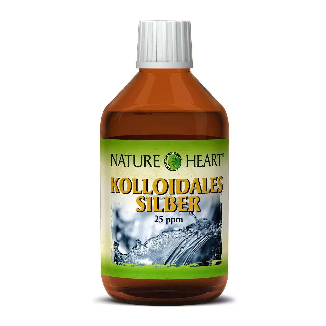 Kolloidales Silber 25 ppm, 250 ml