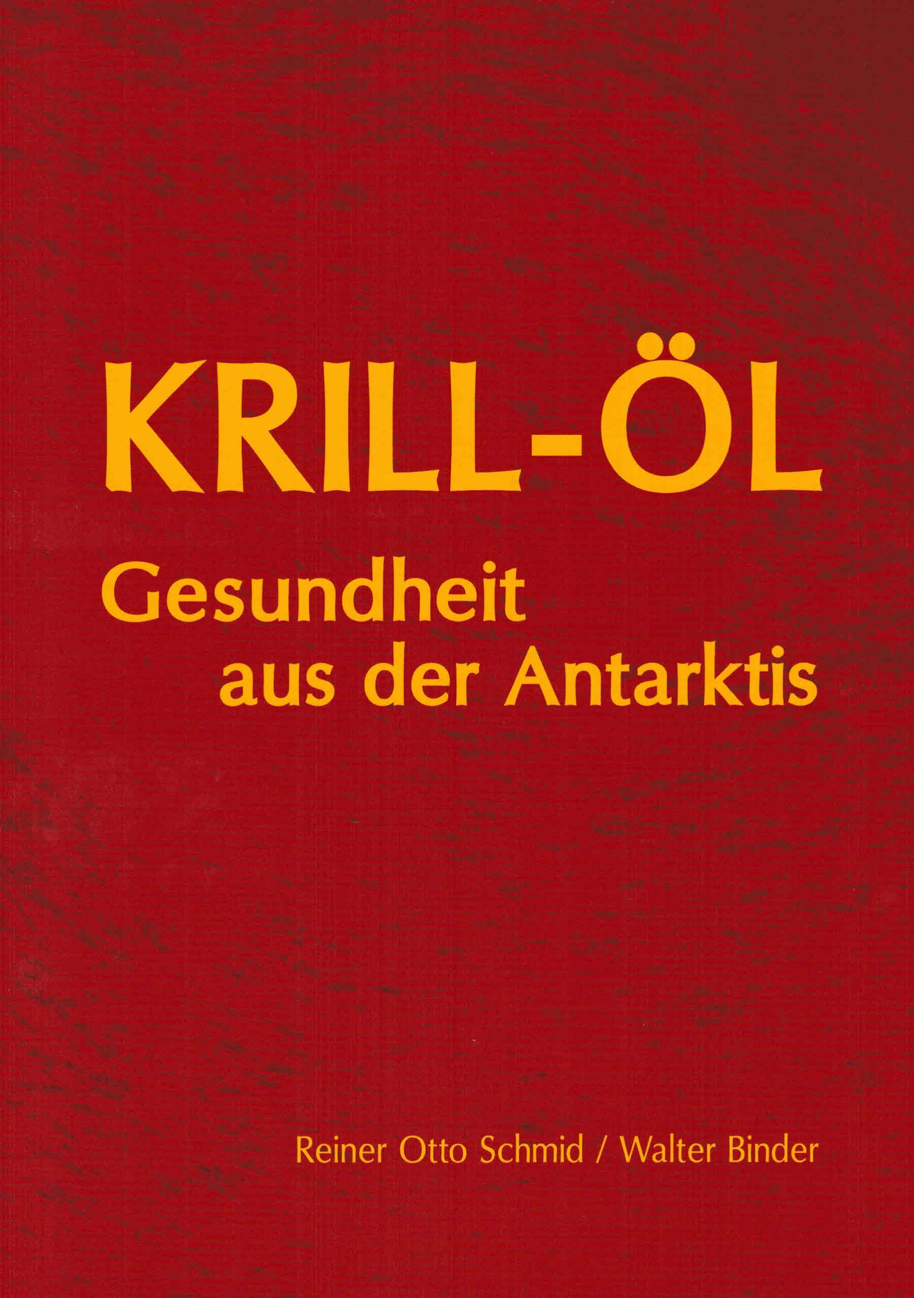 Krill-Öl - Gesundheit aus der Antarktis